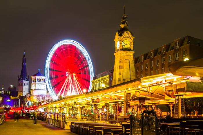 Nachtleben Düsseldorf