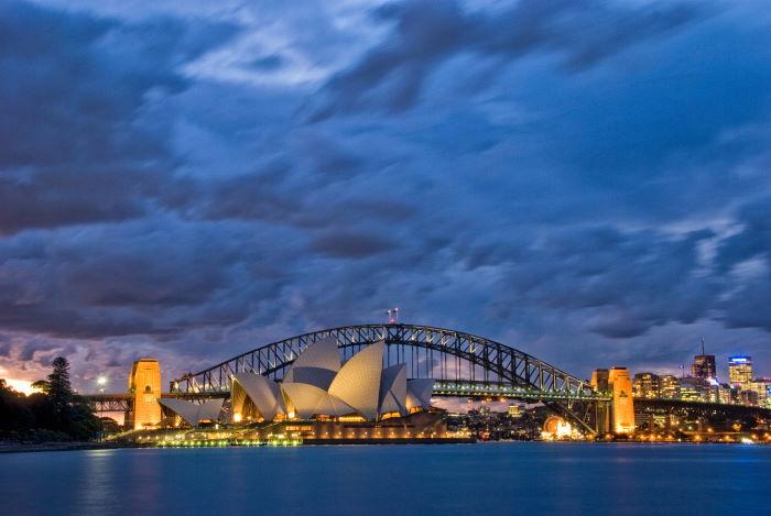 Sehenswerte Sydney