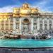 Tevi Brunnen Rom