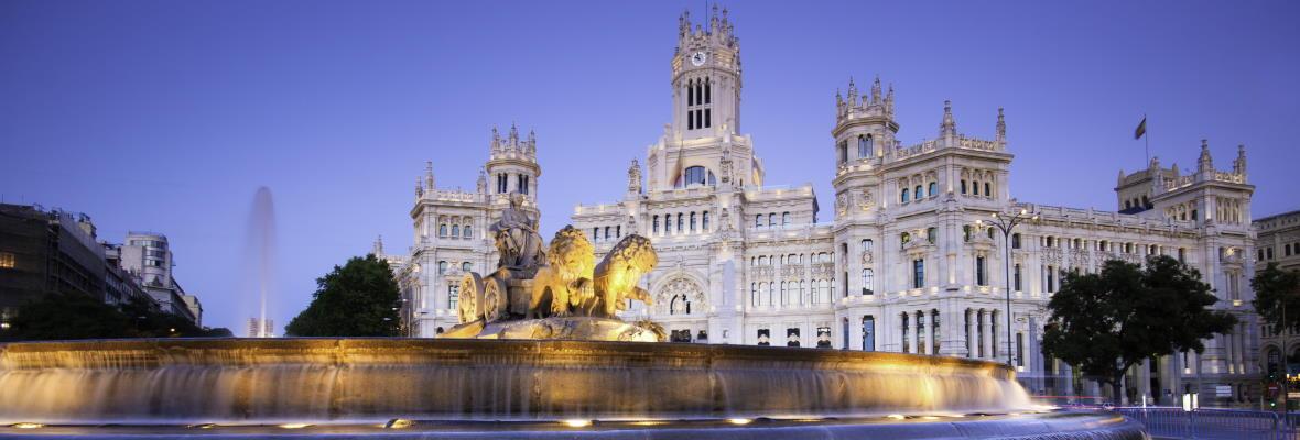 Städtereise Madrid
