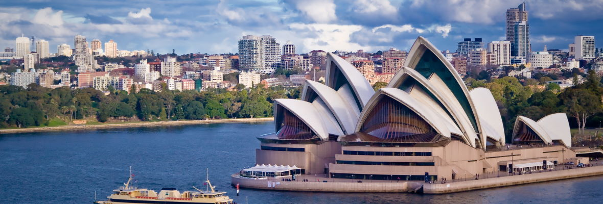 Städtereise Sydney